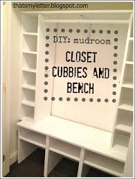 closet mudroom bench roselawnlutheran