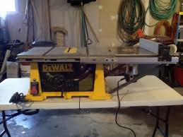 dewalt table saw rip fence extension wonderful dewalt vs bosch compact table saw comparison dewalt table