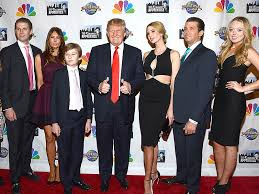 trump s donad trump s children open up about their dad people com
