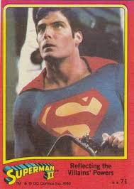 1980 topps superman ii sport gallery trading card database