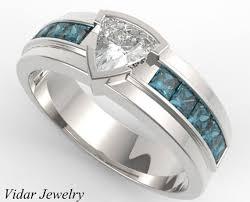 blue man rings images Men wedding band custom wedding band men 39 s 14k gold men etsy jpg
