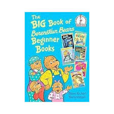 the big book of berenstain bears beginner bo beginner books