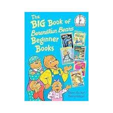 Berenstein Bears Books The Big Book Of Berenstain Bears Beginner Bo Beginner Books