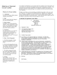 sample general cover letter free download