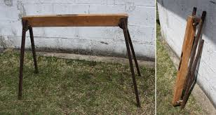progress is fine but it s gone on for too long we used to make at some point the waterloo metal stampings company designed and patented neat folding sawhorse hardware that locks in place when opened up