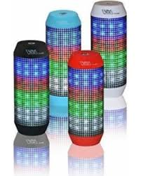 light up portable speaker amazing deal on top tech audio portable light up wireless speaker
