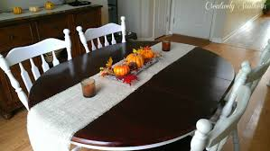 Refinishing Dining Room Table by Refinished Dining Room Table