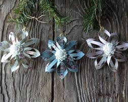 shabby chic ornament etsy
