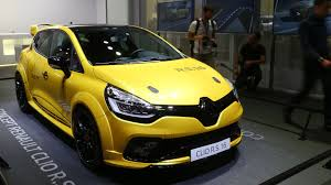 renault megane sport 2016 renault clio r s 16 production possibility looks strong