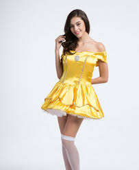 Maid Halloween Costume Cheap Belle Halloween Costume Aliexpress