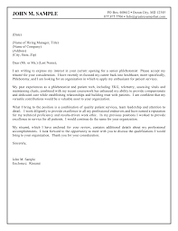 Cover Letter Example For Students It Cover Letters Examples Of Cover Letters Of Resume Cover Letter