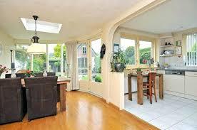 home design bakersfield open concept white kitchen living room open concept kitchen living