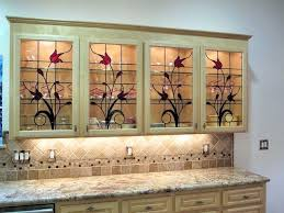 Glass For Kitchen Cabinets Inserts Outstanding Beveled Glass Kitchen Cabinet Door Ideas Kitchen
