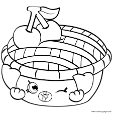 transparent png petkins shopkins coloring pages printable
