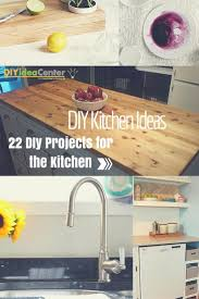kitchen ideas diy diy kitchen ideas 22 diy projects for the kitchen diyideacenter
