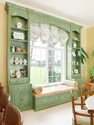 Front Windows Decorating Could Be Built Around Any Big Window So Adorable Inside