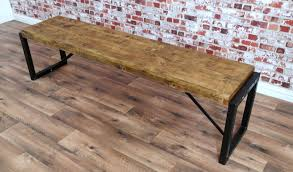 Industrial Style Bench Industrial Furniture