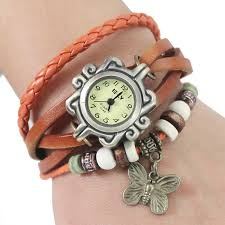 ladies watches bracelet style images 2014 high quality women 39 s woman lady girls leather vintage style jpg