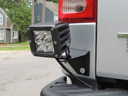 nissan titan interior lights rigid led reverse lights moved nissan titan forum