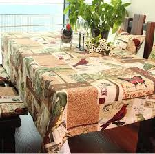 farmhouse style table cloth farmhouse style table cloths cotton and linen fabric high grade