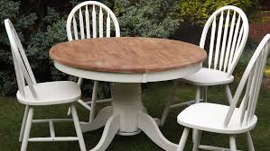 round farmhouse dining table and chairs java farmhouse round dining table reclaimed teak kitchen table with