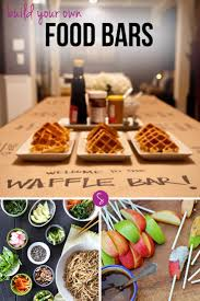 16 diy food and drink stations for your next party diy food