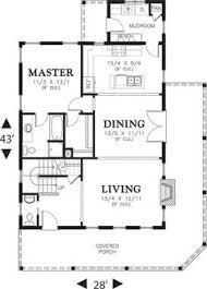 House Plans Com by Cottage Style House Plan 2 Beds 2 Baths 1100 Sq Ft Plan 21 222