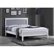 Black Wooden Bed Frames Wooden Beds Wayfair Co Uk