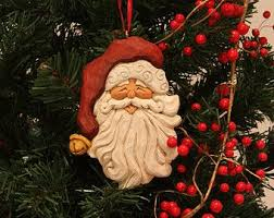 235 best carving ornaments images on santa ornaments