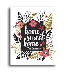 Hypolita Love Anchors The Soul - home sweet home print a lovely print to brighten your favorite
