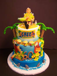 Tropical Themed Cake - grown up birthday cakes archives le u0027 bakery sensual