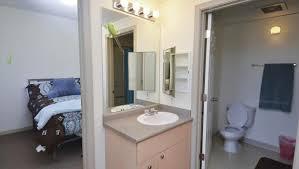 Bedroom Bathroom 4 Bed 2 Bath Single Apartment Bear Creek Apartments