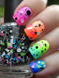 you u0027re turning neon by abovethecurve on etsy nails pinterest