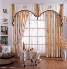 Swag Curtains For Living Room by Curtain Valances For Living Room Window Treatments Design Ideas