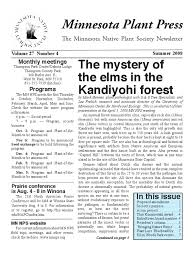 native minnesota plants awesome mn native plant society part 2 about the minnesota