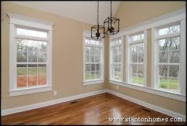 Craftsman Interior Design Ideas Trim And Doorways Stanton Homes - Home interior trim