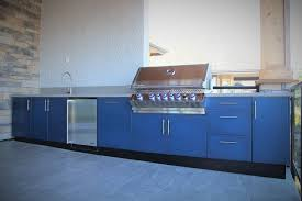 paint colors for metal kitchen cabinets benefits of powder coating outdoor kitchens cabinets