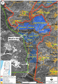 West Bank Map Displacement Requisition And Hidden Benefits On Settlements In