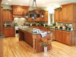 surprising kitchens with oak cabinets