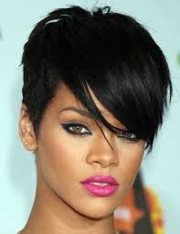 Frisuren Kurzhaarschnitt by Die Besten 25 Kurzhaarschnitt Rihanna Ideen Auf