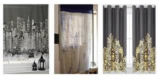 Curtains Printed Designs Digitally Printed Curtains Digital Print Pinterest Nest