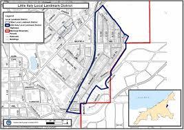 Map Of Cleveland Ohio Cleveland City Planning Commission