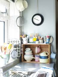 ornament storage box in kitchen eclectic with wall shelving ideas