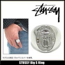 men big rings images Ice field stussy stussy big s rings stussy ring rings mens jpg