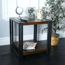 dark wood coffee table sets dark wood end tables medium size of charming dark wood end tables