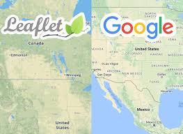 Googple Maps Google Maps Api Or Leaflet What U0027s Best For Your Project Codementor