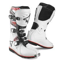waterproof motocross boots off road boot with upper in waterproof leather and lining