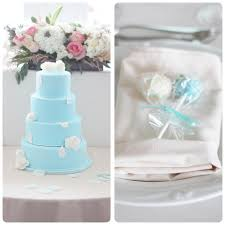 tiffany blue wedding cake u0026 cake pops shiawase days
