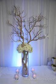Branches In A Vase Manzanita Branch Party Pack 12 Complete Centerpieces Shipping