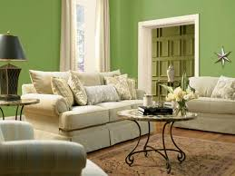 interior design white and blue color combination of living room